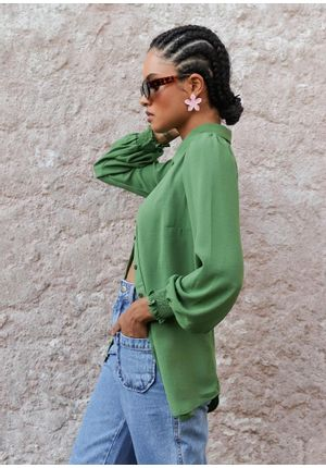 Camisa-Indice-Verde-Lateral